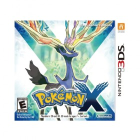Pokemon X - 3DS (USA)