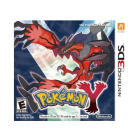 Pokemon Y - 3DS (USA)