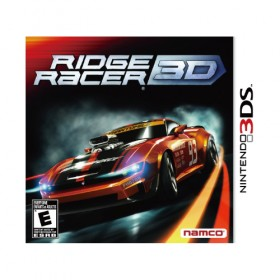 Ridge Racer 3D - 3DS (USA)