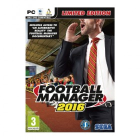 Football Manager 2016 *Limited Edition* - Windows (USA)