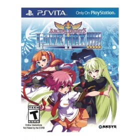 Arcana Heart 3: LOVE MAX!!!!! - PS Vita (USA)