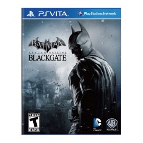 Batman: Arkham Origins Blackgate *Standard Edition* - PS vita (USA)