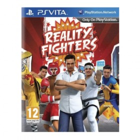 Reality Fighters - PS Vita (USA)