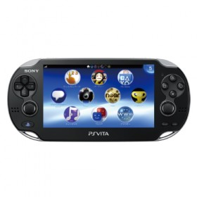 SONY PlayStation Vita *3G + Wi-Fi*- PCH-1100 - (JAPAN)