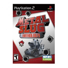 Metal Slug Anthology - PS2 (USA)