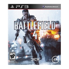 Battlefield 4 - PS3 (USA)