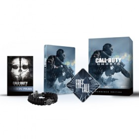 Call of Duty: Ghosts Hardened Edition - VERSÃO LIMITADA -  PS3 (USA)