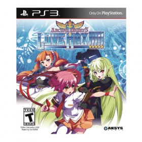 Arcana Heart 3: LOVE MAX!!!!! - PS3 (USA)