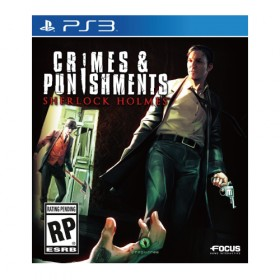 Crimes and Punishments: Sherlock Holmes - PS3 (USA)