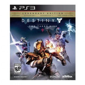 Destiny: The Taken King Legendary Edition - PS3 (USA)