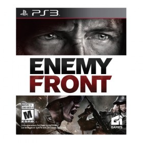 Enemy Front - PS3 (USA)