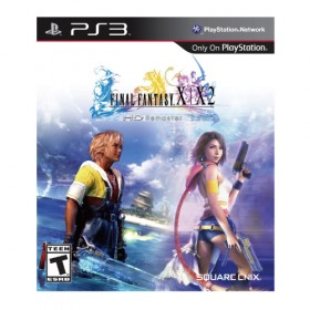 Final Fantasy X|X-2 HD Remaster *Standard Edition* - PS3 (USA)