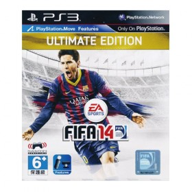 FIFA 14 ULTIMATE EDITION - PS3 (ASIA)