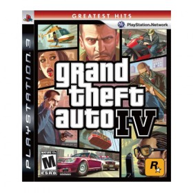 Grand Theft Auto IV *Standard Edition* - PS3 (USA)