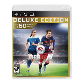 FIFA 16 *Deluxe Edition* - PS3 (USA)