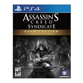 Assassin's Creed Syndicate *Gold Edition* - PS4 (USA)