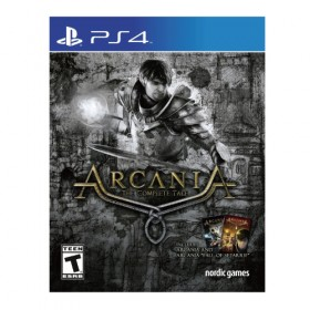 ArcaniA - The Complete Tale - PS4 (USA)