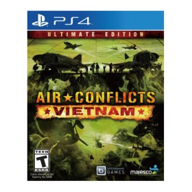 Air Conflicts: Vietnam - PS4 (USA)