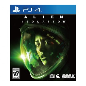 Alien: Isolation *Standard Edition* - PS4 (USA)