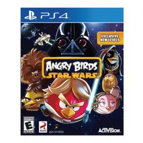Angry Birds Star Wars - PS4 (USA)