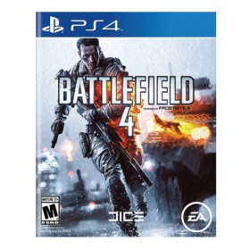 Battlefield 4 - PS4 (USA)