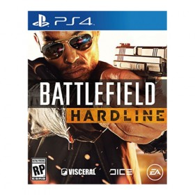Battlefield Hardline *Standard Edition* - PS4 (USA)