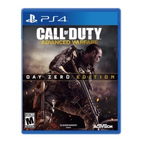 Call of Duty: Advanced Warfare Day Zero Edition - PS4 (USA)