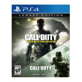 Call of Duty: Infinite Warfare *Legacy Edition* - PS4 (USA)