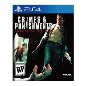 Crimes and Punishments: Sherlock Holmes - PS4 (USA)