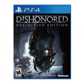 Dishonored Definitive Edition - PS4 (USA)