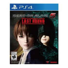 DEAD OR ALIVE 5 Last Round - PS4 (USA)