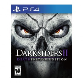 Darksiders 2: Edition Deathinitive - PS4 (USA)