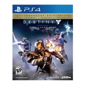 Destiny: The Taken King Legendary Edition - PS4 (USA)