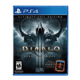Diablo III: Ultimate Evil Edition - PS4 (USA)