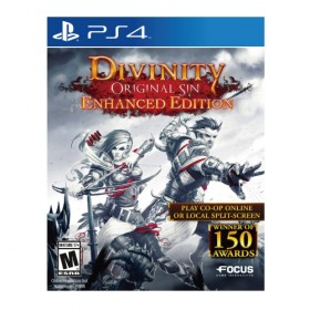 Divinity: Original Sin Enhanced Edition - PS4 (USA)