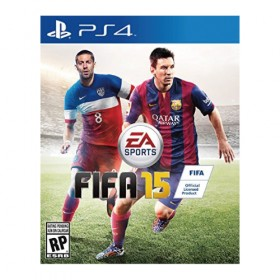 FIFA 15 *Standard Edition* - PS4 (USA)
