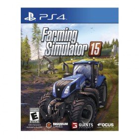 Farming Simulator 15 - PS4 (USA)