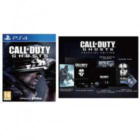 Call of Duty: Ghosts Hardened Edition -PS4 (USA)