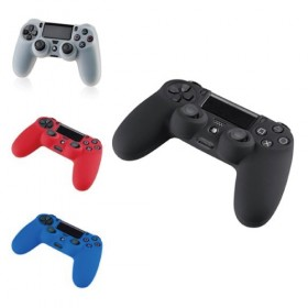 Silicon Controller Cover (4 Packs) - PS4