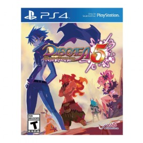 Disgaea 5: Alliance of Vengeance - PS4 (USA)