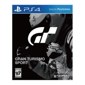 Gran Turismo Sport *Standard Edition* - PS4 (USA)