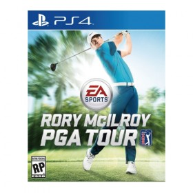 EA SPORTS Rory McIlroy PGA TOUR - PS4 (USA)