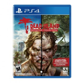 Dead Island Definitive Collection - PS4 (USA)