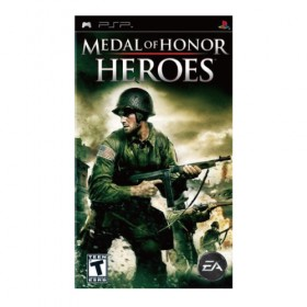 Medal of Honor Heroes - PSP (USA)