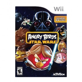 Angry Birds Star Wars *Standard Edition* - Wii (USA)