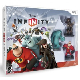 DISNEY INFINITY Starter Pack *Standard Edition* - Wii (USA)