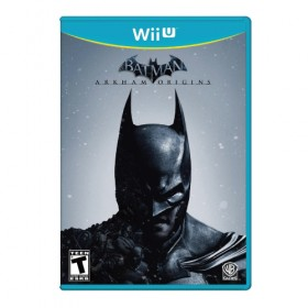Batman: Arkham Origins *Standard Edition* - Wii U (USA)