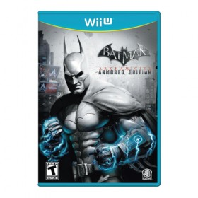 Batman Arkham City: Armored Edition - Wii U (USA)