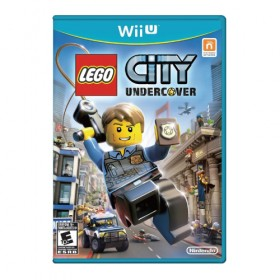 Lego City: Undercover - Wii U (USA)