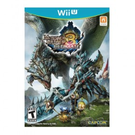Monster Hunter 3 Ultimate - Wii U (USA)